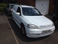 Vauxhall Astra van 1.7