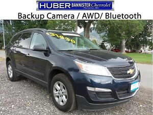 2016 Chevrolet Traverse LS/8 Pass. AWD!