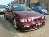 WANTED QUICK SALE NEEDED FORD SIERRA SAPPHIRE COSWORTH