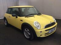 MINI ONE1.6 >LONG MOT..GOOD CONDITION..2 OWNERS..DRIVES GOOD