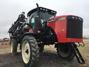 2015 SX280 Versatile Sprayer (Steel Boom) NEW