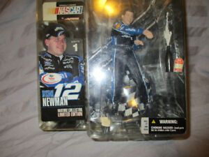 Ryan Newman #12 Nascar McFarlane Toys Action Figure 2003