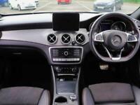 2018 Mercedes-Benz GLA Class Mercedes-Benz GLA 200d 2.1 AMG Line Executive 5dr A