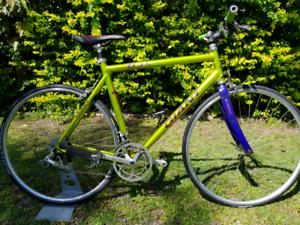 Giant tcr compact road bike