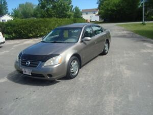 2003 NISSAN ALTIMA 2.5S 4DR $3500 TAX'S IN CHANGED INTO UR NAME