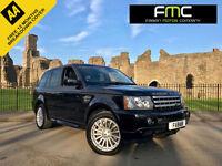 2007 Land Rover Range Rover Sport HSE 3.6TDV8 **Full History - Top Spec**