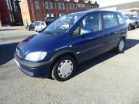2005 Vauxhall Zafira 1.6 5dr