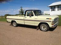 REDUCED  1970 Ford F100