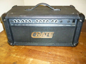 Crate Amp Amplifier Stack