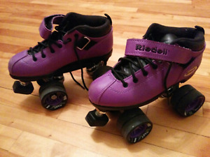 Patins quads pour Derby