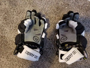Brand new small jr lacrosse gloves