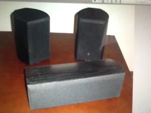 Centrios surround speakers