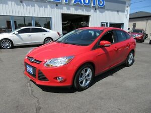 2013 Ford Focus SE Sedan Peterborough Peterborough Area image 8