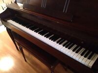 FOR SALE Gerhard Heintzman Piano