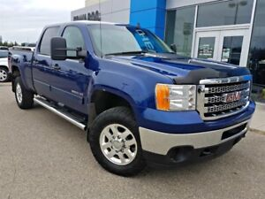 2013 GMC Sierra 2500HD SLE Vortec 6.0L Local Trade Bluetooth