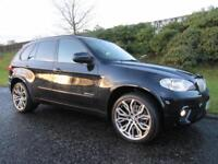 2011 BMW X5 xDrive 40d M Sport LOW MILEAGE NAPPA LEATHER PAN ROOF CAMERAS