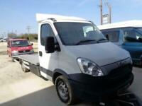 2013 63 IVECO DAILY 2.3 35S11 106 BHP LWB RECOVERY TRUCK DIESEL