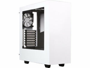 Brand New - NZXT S340 Mid-Tower ATX Case - White