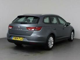 2014 SEAT LEON 1.6 TDI Ecomotive SE 5dr [Technology Pack] Estate