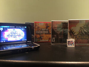 Best Deal. Limited edition New 3DS + 6 awesome games.