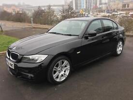 2010 BMW 3 SERIES 320D M SPORT SALOON DIESEL