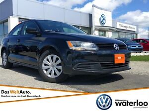 2013 Volkswagen Jetta - Manual, New Brakes & Tires, One owner!