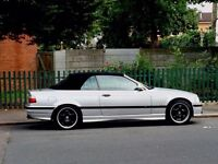 Bmw 318i convertible Msport 318i