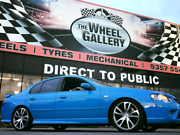 2005 bf xr6 turbo Meadow Heights Hume Area Preview