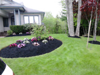 G&G Landscaping and Construction.