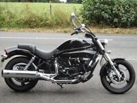 HYOSUNG GV650P, 2017/17, 330 MILES, 1 OWNER