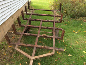 Angle Frame for Utility Trailer 4 ft x 6 ft