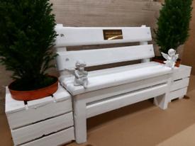 Memorial (Garden, Christmas) planters
