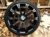 BMW MV2 ALLOYS