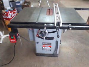 Just like new table saw!