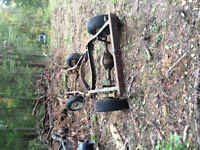 jeep axles , j10 j20 rolling chassis