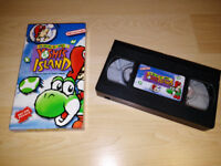 Yoshi's Island (SNES) Promotional VHS Tape - Not For Resale Ottawa Ottawa / Gatineau Area Preview