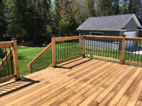 Decks, Fences, and More