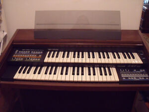 Piano, Organ and Snare Drum