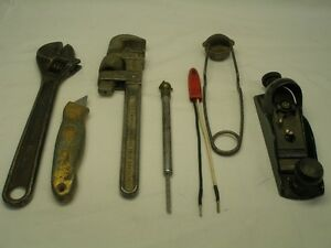 Outils  Vintage