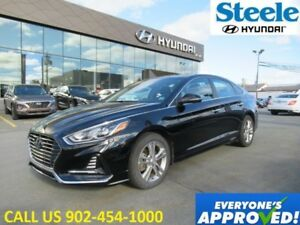 2018 HYUNDAI SONATA GLS Leather Sunroof Backup Camera heated sea
