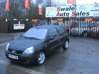 2004 RENAULT CLIO DYNAMIQUE 1.5dCi ONLY 90,367 MILES, FULL SERVICE HISTORY