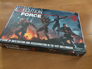 Warhammer 40k - Assassinorum: Execution Force (Neuf et Scellé)