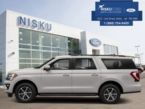 2019 Ford Expedition Platinum Max   - Leather Seats