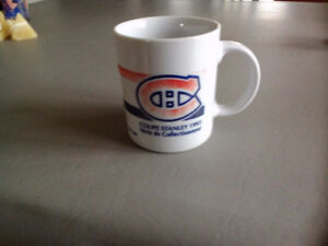 Tasse canadien coupe stanley