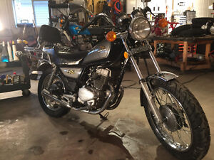 HONDA CM 250 street bike in very good condition