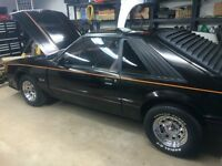 Will take any reasonable cash offer. 1982 MustangGT, 351w