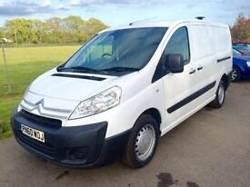 CITROEN DISPATCH LX 1200 L2H1 LWB HDI 120, White, Manual, Diesel, 2010
