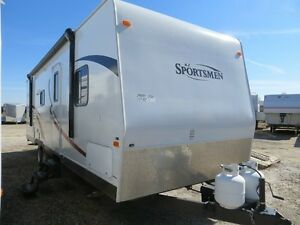 2011 Forrest River SPORTSMAN 290RBS Travel Trailer