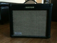 KUSTOM DUEL 30RC GUITAR AMPLIFIER