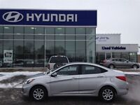 2012 Hyundai Accent GLS   - Low Mileage